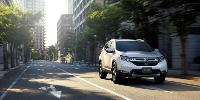 走行性能|安全・性能|CR-V|Honda (55889)