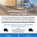アメリカ、トラック運転手不足対策に本腰「給与も車両もビッグに」