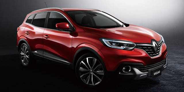 Renault Japon | 新型 ルノー カジャー (56358)
