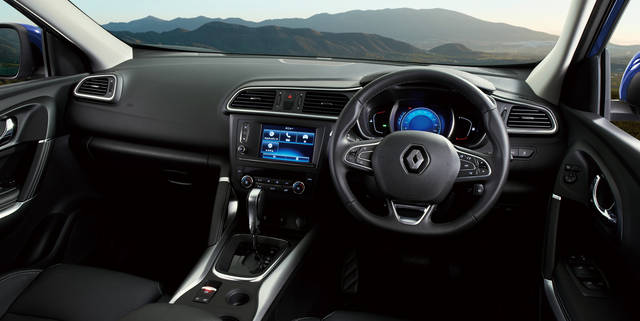 Renault Japon | 新型 ルノー カジャー (56359)