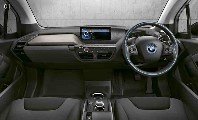 BMW i3 デザイン | BMW i スペシャルサイト (56466)
