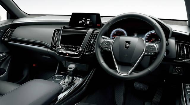 トヨタ クラウン | デザイン・スタイル | トヨタ自動車WEBサイト (56520)