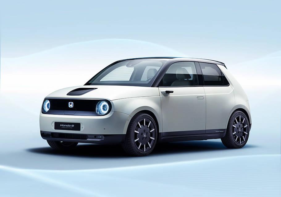 ホンダがモーターショーに世界初公開する電気自動車!「Honda e」の詳細を紹介します!