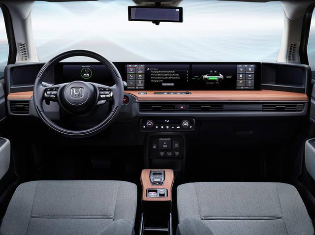 Honda | 「Honda e」プロトタイプを2019年ジュネーブモーターショーで世界初公開 (56810)