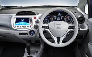 Honda|クルマ|フィット EV(2016年3月終了モデル)|装備 (56821)