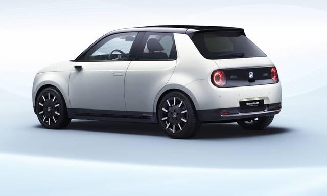 Honda | 「Honda e」プロトタイプを2019年ジュネーブモーターショーで世界初公開 (56853)