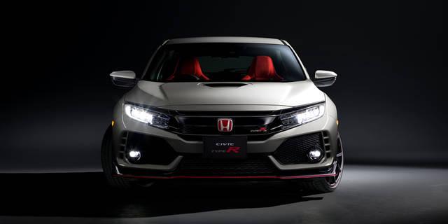 デザイン・カラー|スタイリング|シビック TYPE R|Honda (57537)
