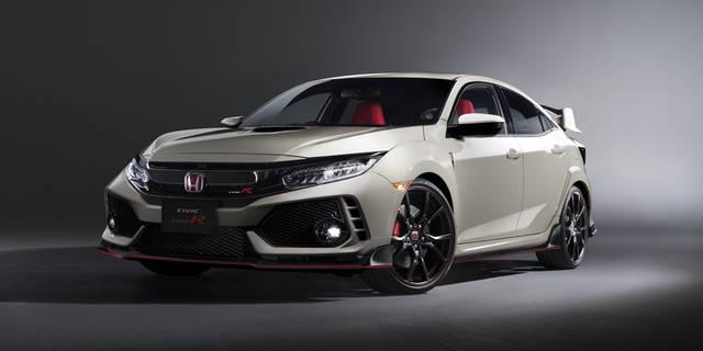 デザイン・カラー|スタイリング|シビック TYPE R|Honda (57546)