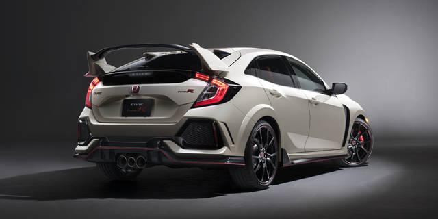 デザイン・カラー|スタイリング|シビック TYPE R|Honda (57548)