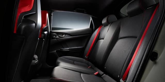 デザイン・カラー|インテリア|シビック TYPE R|Honda (57555)