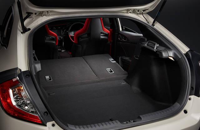 荷室・収納|インテリア|シビック TYPE R|Honda (57560)