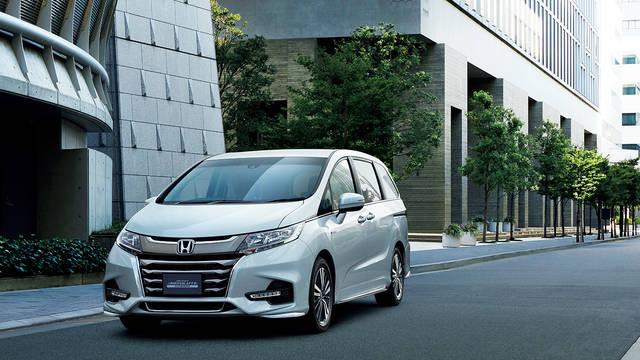 デザイン・カラー|スタイリング|オデッセイ|Honda (57596)