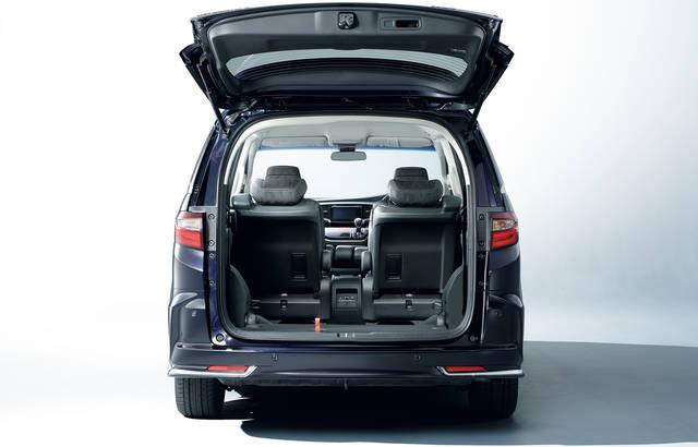荷室・収納|インテリア|オデッセイ|Honda (57609)