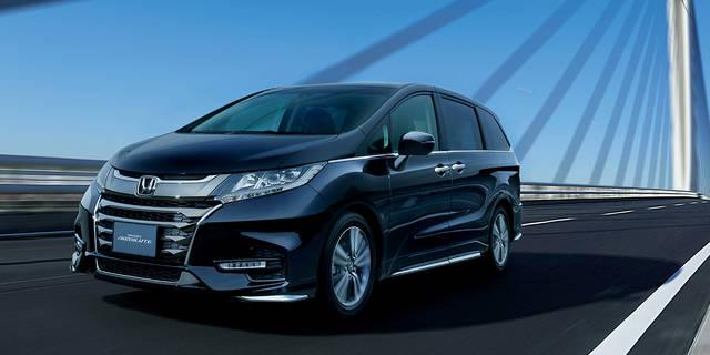 走行性能|安全・性能|オデッセイ|Honda (57612)