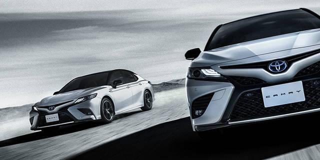 トヨタ カムリ | デザイン・スタイル | トヨタ自動車WEBサイト (57619)