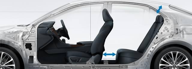 トヨタ カムリ | ユーティリティ | トヨタ自動車WEBサイト (57630)