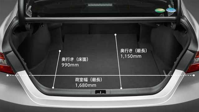 トヨタ カムリ | ユーティリティ | トヨタ自動車WEBサイト (57633)