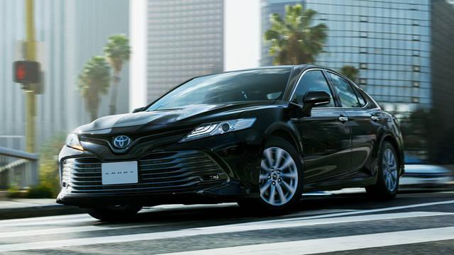 トヨタ カムリ | 燃費・走行性能 | トヨタ自動車WEBサイト (57637)