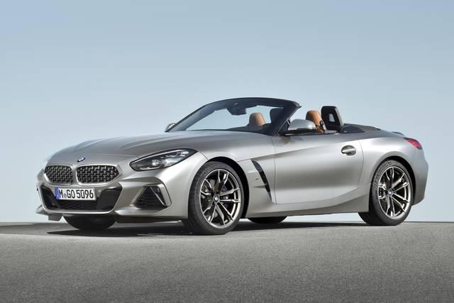 新型BMW Z4発表 (57870)