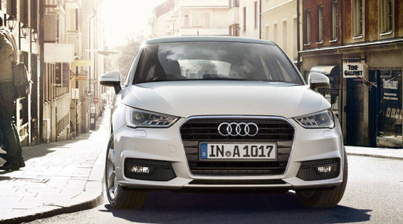 Audi A1 > A1 > アウディジャパン (57955)