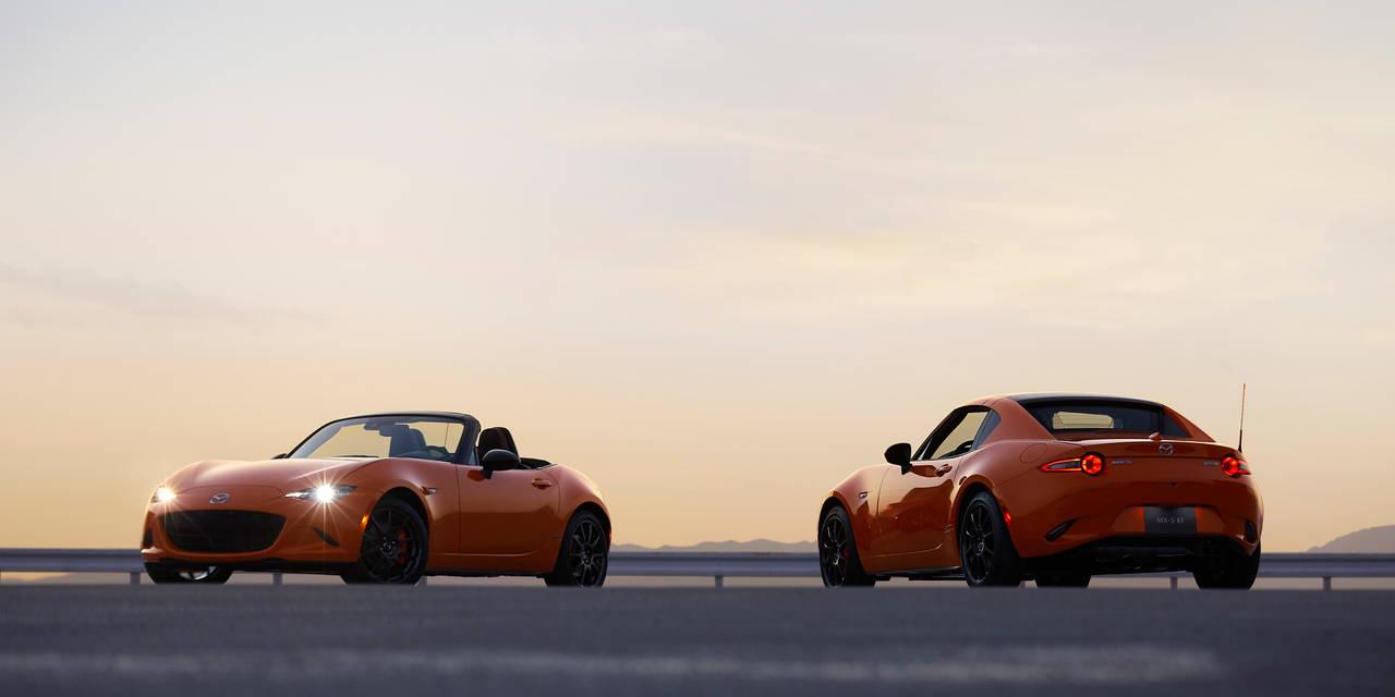 マツダのロードスター30周年記念車が4月5日より商談受付開始!このモデルの詳細を紹介します!