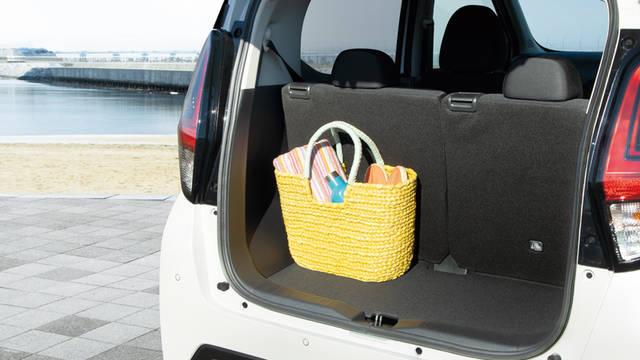 日産:デイズ [ DAYZ ] 軽自動車 | 室内 | ユーティリティ・快適性 (58093)