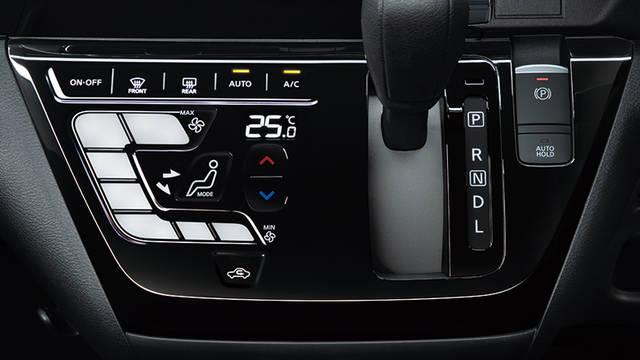 日産:デイズ [ DAYZ ] 軽自動車 | 室内 | ユーティリティ・快適性 (58100)