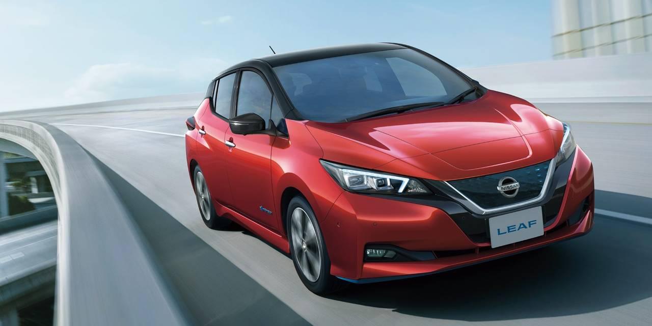 日産の電気自動車のリーフとリーフe+!どっちが買いなのかを検証してみた!