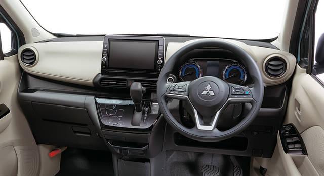 インテリア | eKワゴン | 軽自動車 | カーラインアップ | MITSUBISHI MOTORS JAPAN (58219)