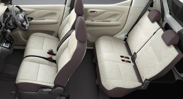 インテリア | eKワゴン | 軽自動車 | カーラインアップ | MITSUBISHI MOTORS JAPAN (58220)