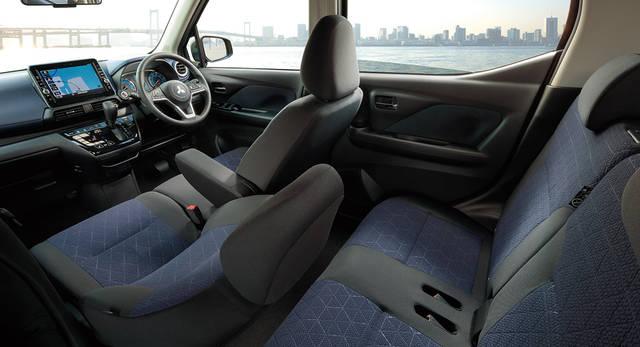インテリア | eKクロス | 軽自動車 | カーラインアップ | MITSUBISHI MOTORS JAPAN (58253)