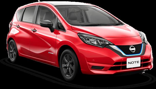 日産:NOTE 6STYLES [ NOTE e-POWER ] - 日産自動車 (58389)