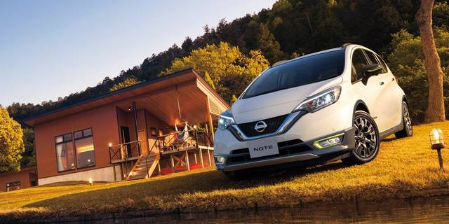 日産:ノート [ NOTE ] 電気自動車 (e-POWER) | 特別仕様車 (58445)