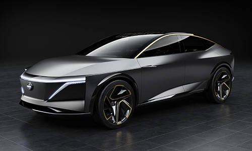 日産が上海モーターショー2019で最新のコンセプトカー「IMs」を世界初公開!