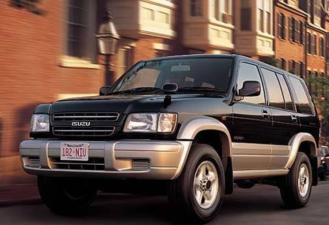 ISUZU:BIGHORN 1998-2002 (58659)