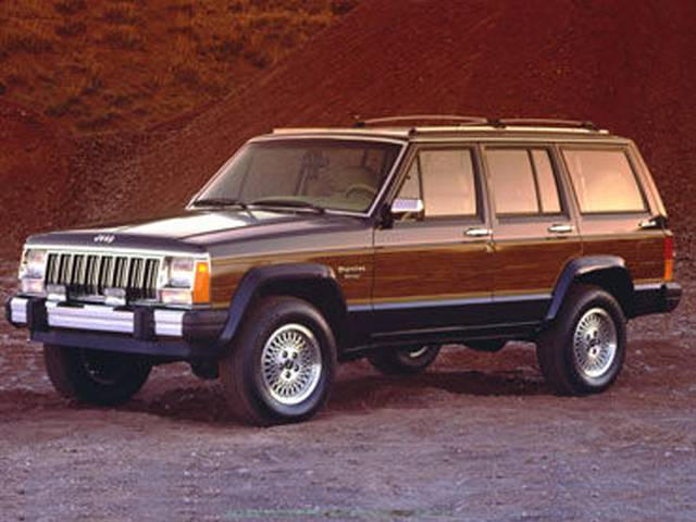 Jeep History in the 1980s (58683)