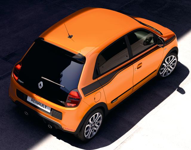 Renault Japon | ルノー トゥインゴ GT (58726)