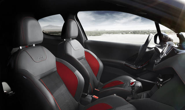 Peugeot 208 GTi | Concept | PEOGEOT 208 GTiのご紹介。内に秘めた圧倒的なエネルギーと熱い情熱を (58743)