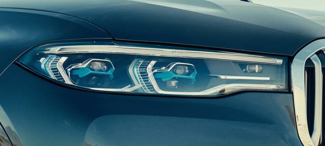 BMW X7:ラグジュアリー・クラスのSAV (58758)