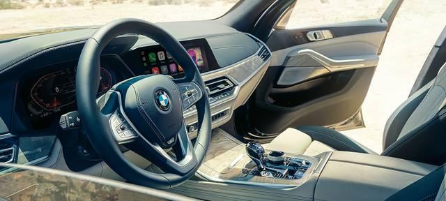 BMW X7:ラグジュアリー・クラスのSAV (58759)