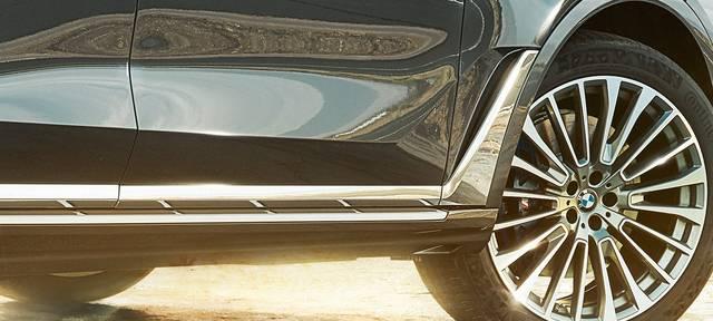 BMW X7:ラグジュアリー・クラスのSAV (58761)
