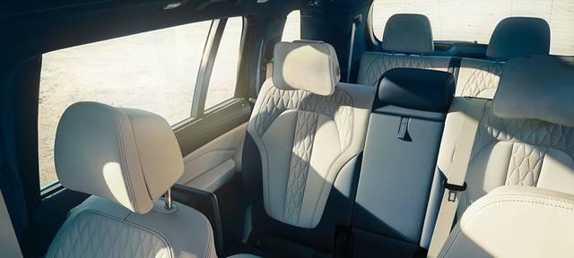 BMW X7:ラグジュアリー・クラスのSAV (58764)
