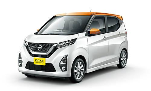 新型「日産デイズ」を発表 - 日産自動車ニュースルーム (59132)