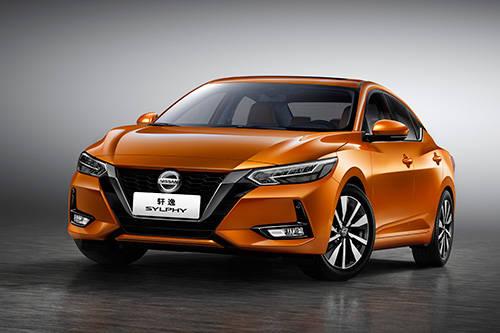 日産自動車、新型「シルフィ」を上海モーターショー2019にて世界初公開 - 日産自動車ニュースルーム (59152)