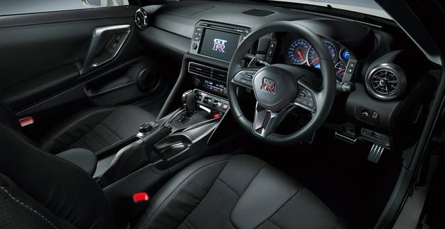 日産:NISSAN GT-R [ GT-R ] スポーツ&スペシャリティ | 室内 (59205)