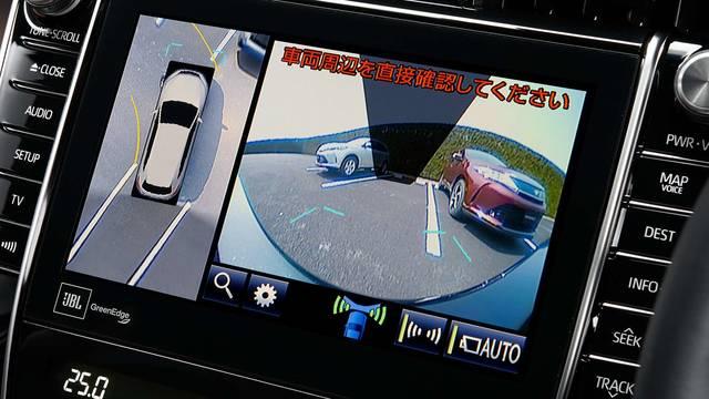 トヨタ ハリアー | 走行性能 | トヨタ自動車WEBサイト (59282)
