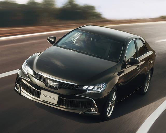 TOYOTA、マークXの特別仕様車を発売 | トヨタ | グローバルニュースルーム | トヨタ自動車株式会社 公式企業サイト (59496)