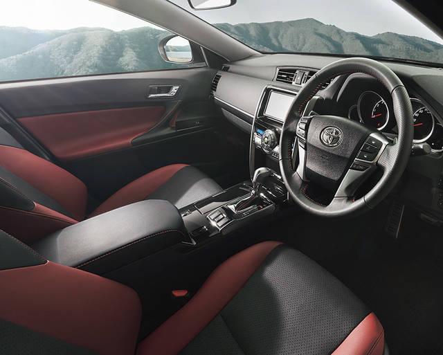 TOYOTA、マークXの特別仕様車を発売 | トヨタ | グローバルニュースルーム | トヨタ自動車株式会社 公式企業サイト (59498)