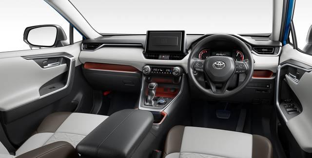 トヨタ RAV4 | 燃費・走行性能 | トヨタ自動車WEBサイト (59576)