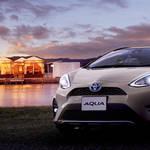 トヨタのアクアが今年の12月に初のフルモデルチェンジか!?